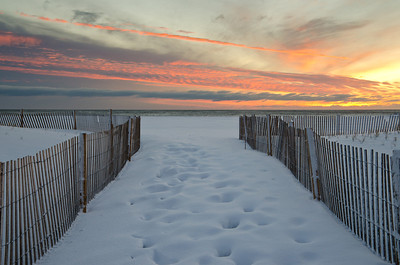 2014 2-14 Anchorage Beach Snow at Sunrise-105