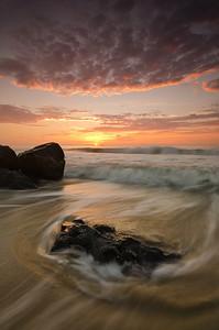 2013 7-29 SBPB Solo Rock Sunrise-61